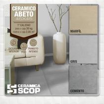 Cerámica Scop Abeto 45x45 - 1ra.calidad - La Plata