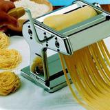 Maquina De Fazer Macarrão Caseira 3 Tipos De Massa Pastel