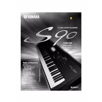 Assistencia Teclados Yamaha S90 S90es S90xs Na Sommexe