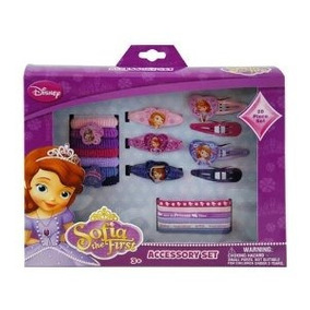 Disney Princesa Sofía Juego De Accesorios 20p