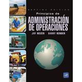 Libro: Principios De Administración De Operaciones - Pdf