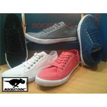 Zapatos Casuales Unisex Rocketdog Fashion Sol Vans Sneakers