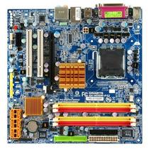 Kit Placa Mãe Ga-965qm-ds2, Processador, Cooler E Memória