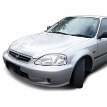 Eletro Ventilador Ventoinha Radiador Honda Civic 1992 A 2000