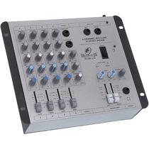 Mesa De Som Mixer Star Ll Star 4 12 Volts + Nf O F E R T A