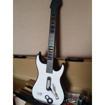 Guitarra Savage Rockstar Para Ps2 C/ Fio Tecnoshow Pj-027