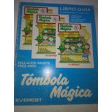 Tombola Magica - Libro Guia Preescolar 3 Años