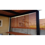 Deck Vertical Muros