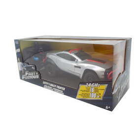 Auto Radio Control Rapido Y Furioso Rally Fighter Letty 1:24