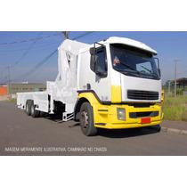 Volvo Vm 260 07/07 6x2 Reduzido - Seminovo