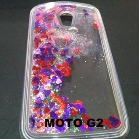 Funda Diseño Pecera Agua Diseño Para Motorola Moto G2
