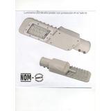 Luminaria Led 40w P/exterior C/fototcelda Fácil Instalar