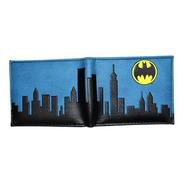 Cartera Batman Cuero Billetera Dc Comics Superheroes