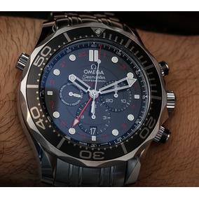 Reloj Omega Seamaster Gmt 300m Autmatico Suizo , Nuevo 44mm