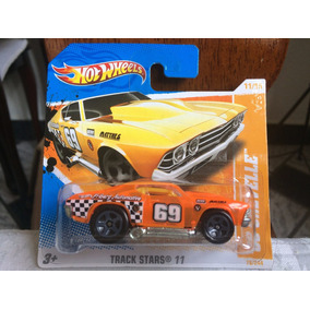 1969 Hot Wheels Chevelle