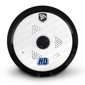 Camara Ip Wifi 3d 360 Hd 960p Seguridad Casa Dvr 128gb