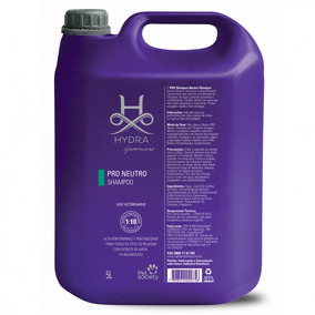 Shampoo Pet Society Neutro 5 Lts 1/10