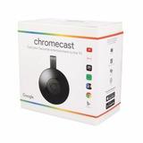 Google Chormecast 2 Netflix Youtube Smart Tv Hd Wifi Orginal