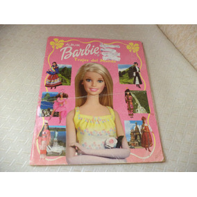 Album Barbie 2002 Trajes Del Mundo Completo Y Timbrado