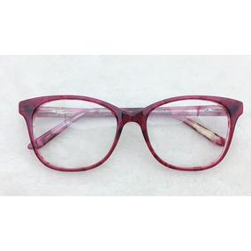 716d3f8ecc31c Oculos Floral Sem Grau De Outras Marcas - Óculos no Mercado Livre Brasil