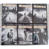 The Walking Dead Dvd Temporadas 1,2,3,4,5 Y 6 Latino (22disc