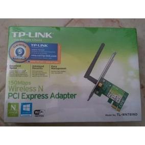 Tarjeta De Red Tplink Wireless N 150mbps Tl-wn781nd