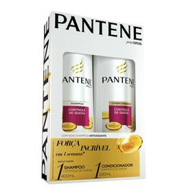 Pantene Controle De Queda Shampoo 400ml +condicionador 200ml