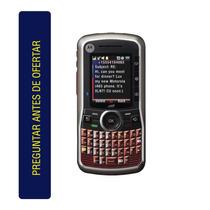Celular Motorola I465 Teclado Qwerty Cam Vga Bluetooth Radio
