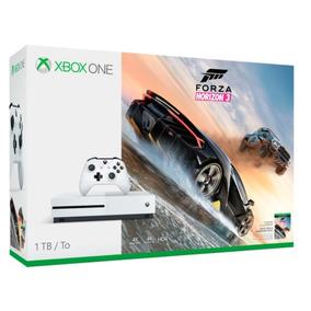 Xbox One S 1tb Forza Horizon 3