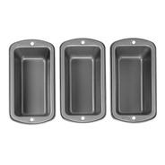 Moldes Para Mini Budines Set X 3 Wilton Titanweb