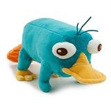 Figura De Felpa De Disney Phineas Y Ferb De 9 Pulgadas Perry