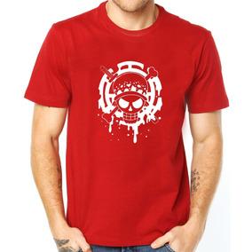 336a1091b Camisas De Animes Baratas - Camisetas Manga Curta para Masculino em ...