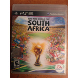 Juego Ps3 South Africa 2010 Fifa World Cup