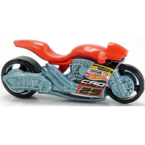 Moto Hot Wheels Street Steath Alta Cilindrada Escala 1/64