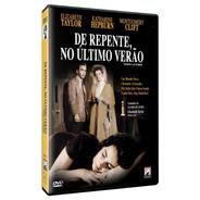 De Repente, No Último Verão - Dvd - Elizabeth Taylor