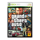 Juego Xbox 360 Game Gta Iv Ibushak Gaming