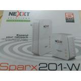 Expansor Wifi Red Electrica Nexxt Sparx 201 W