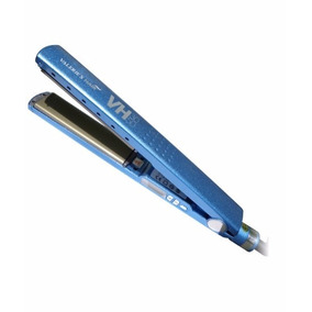 Prancha Nano Titânio Vh3050 Bivolt Valeries Hair Azul 450f