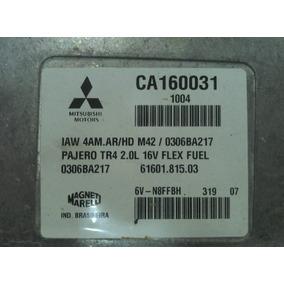 Ca16003 - 1 Iaw4amar H2 M42 -modulo De Injeção - Pajero Tr4