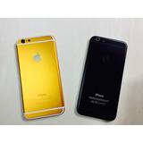 Carcasa Chasis Iphone 6 Colores Calidad Igual A La Original
