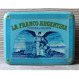 Caja Litografiada De La Franco Argentina Compañia De Seguros