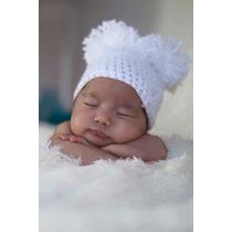 Gorritos Tejidos A Crochet Y Dos Agujas Niños Y Bebes