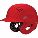 Casco Para Beisbol Baseball Softbol Rawlings Coolflo Juvenil