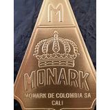 Placa Monark Metalica