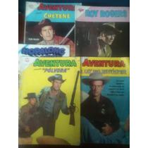 Comics Antiguos 1960-la Ley Del Revolver-el Hombre Del Rifle