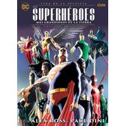 Cómic, Liga De La Justicia Los Superhéroes Más Grandiosos...