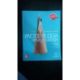 Libro Metodología De La Investigación 6ta Edición