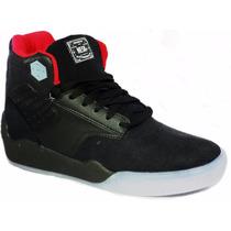 Tênis Nesk Casual Street Skate Solado Baixo Cano Alto Nike