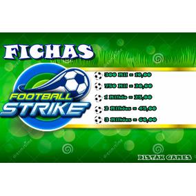 Football Strike Fichas - Exclusividade (melhor Preço)