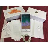 Apple: Iphone 6s Plus 64 Gb Rosa Libre De Compañía